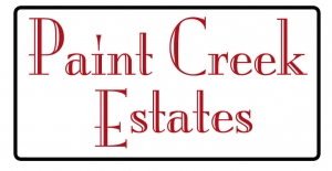 Logo for Paint Creek Estates