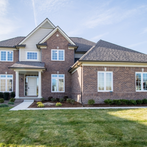 Single family homes and condos in southeastern michigan for Buckingham choice floor plans