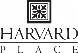 Logo for Harvard Place Apartments
