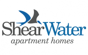 Logo for ShearWater Apartments