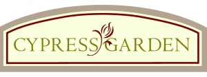 Logo for Cypress Garden