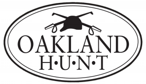 Logo for Oakland Hunt