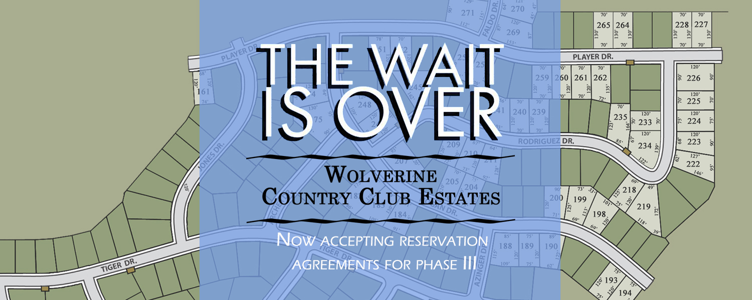 Photo for Wolverine Country Club Estates